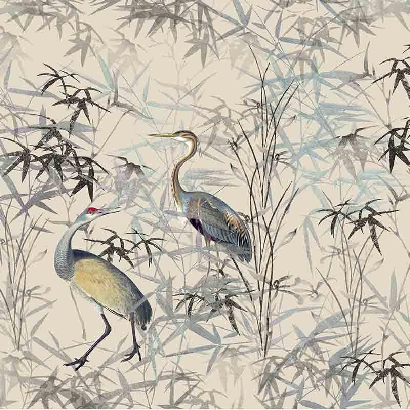 טפט Cranes Royal