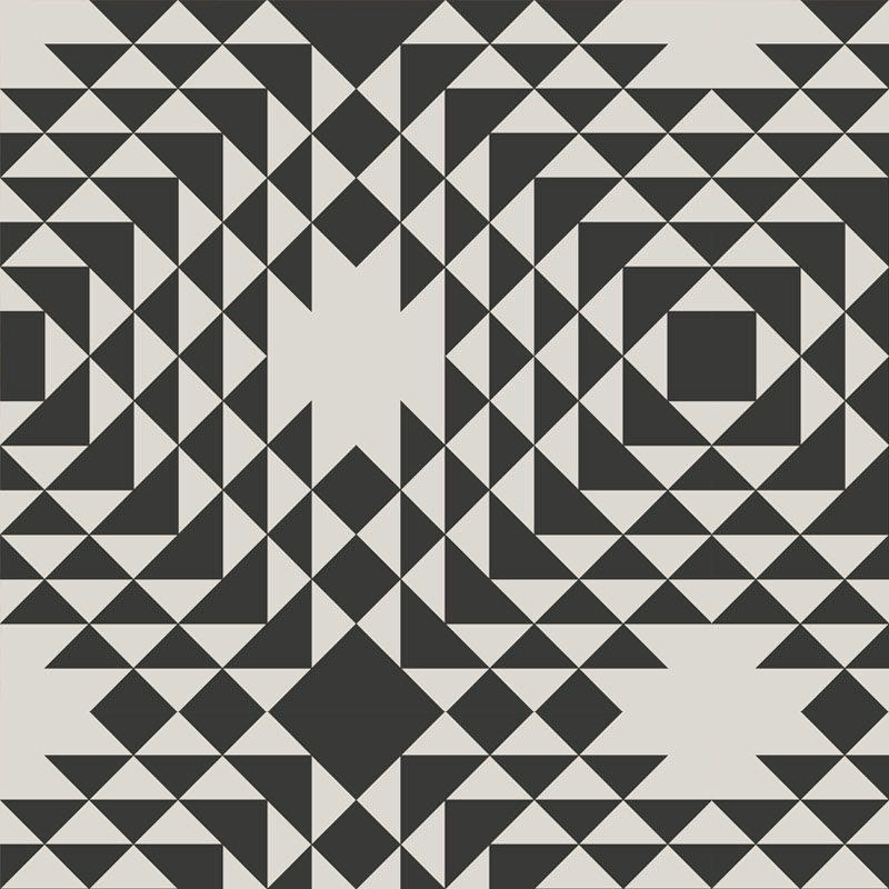 טפט Geometric Dark