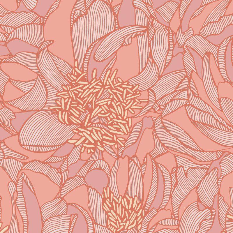 טפט Belissima Rosa
