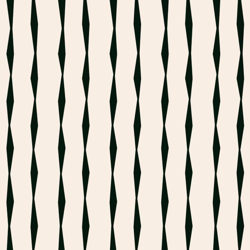 טפט Brancusi Stripe Inkspot