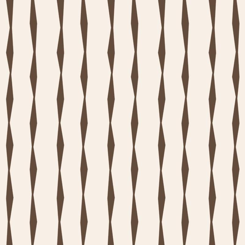 טפט Brancusi Stripe Taupe