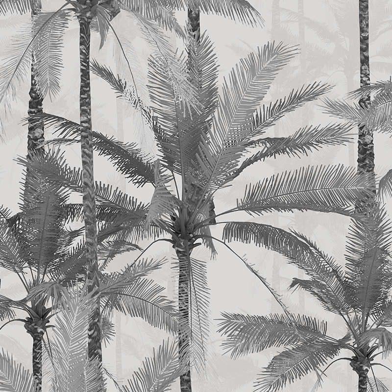 טפט Palms Grey