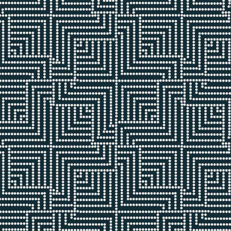 טפט Maze Navy