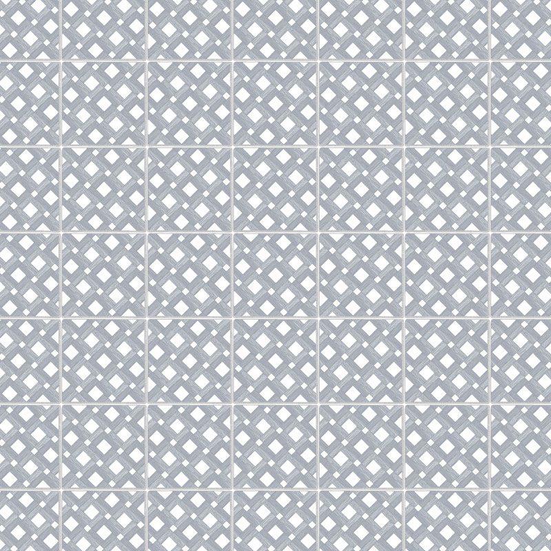 טפט Ravello Tiles Bianco