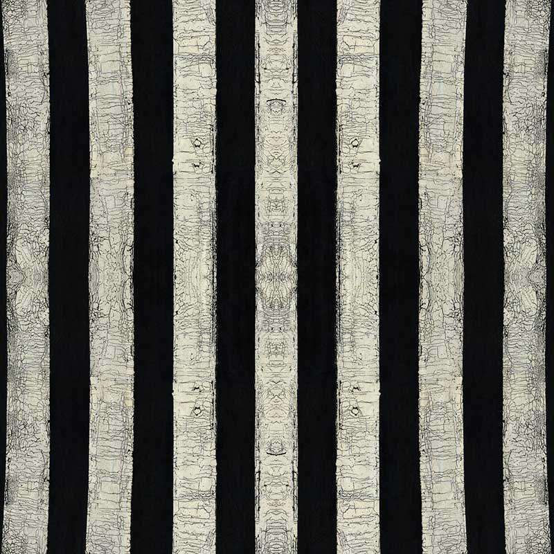 טפט Black Stripe Rufaro