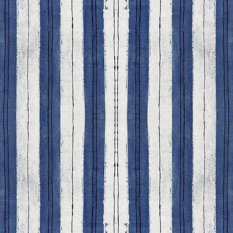 טפט Blue Stripe Tanaka