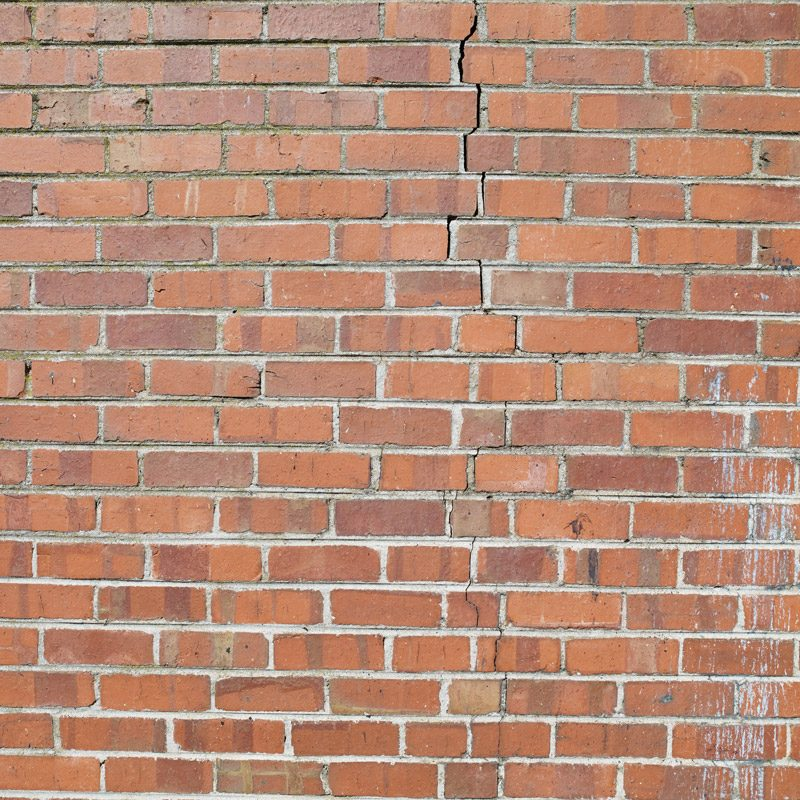 טפט Crackling Brick
