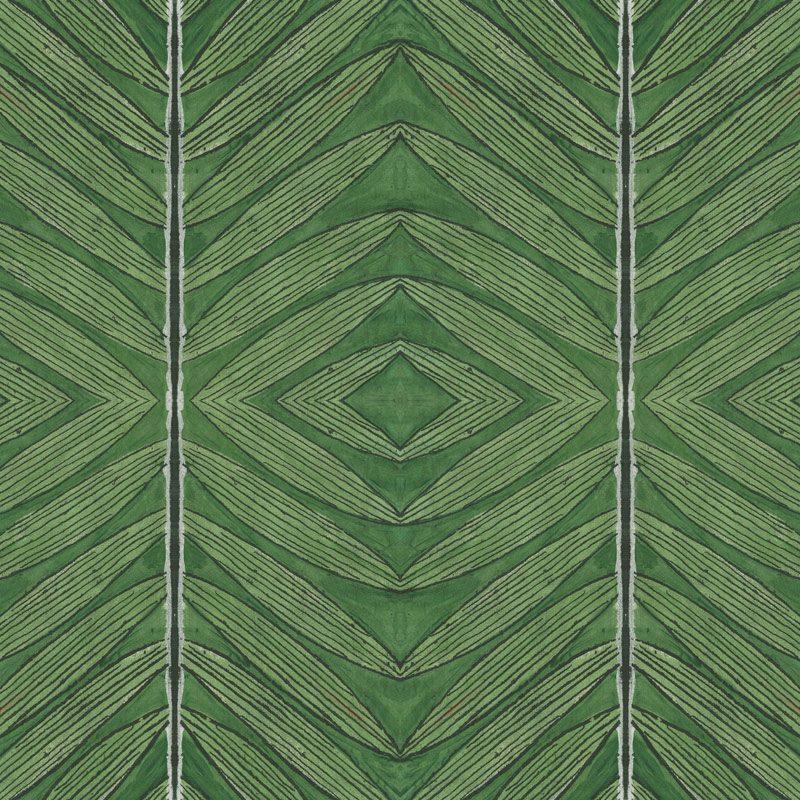 טפט Green Palm Leaf
