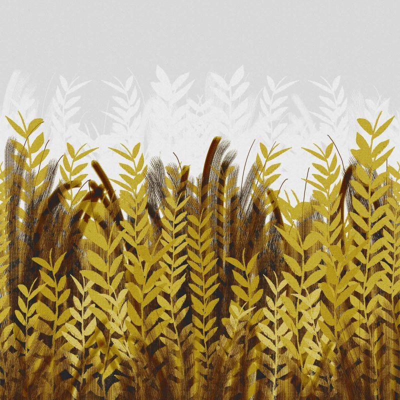 טפט Four Season Yellow Spring