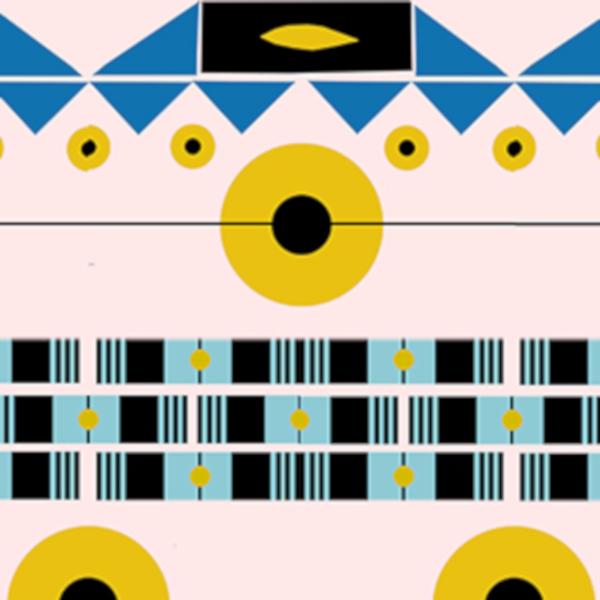 טפט Lesotho Stripes